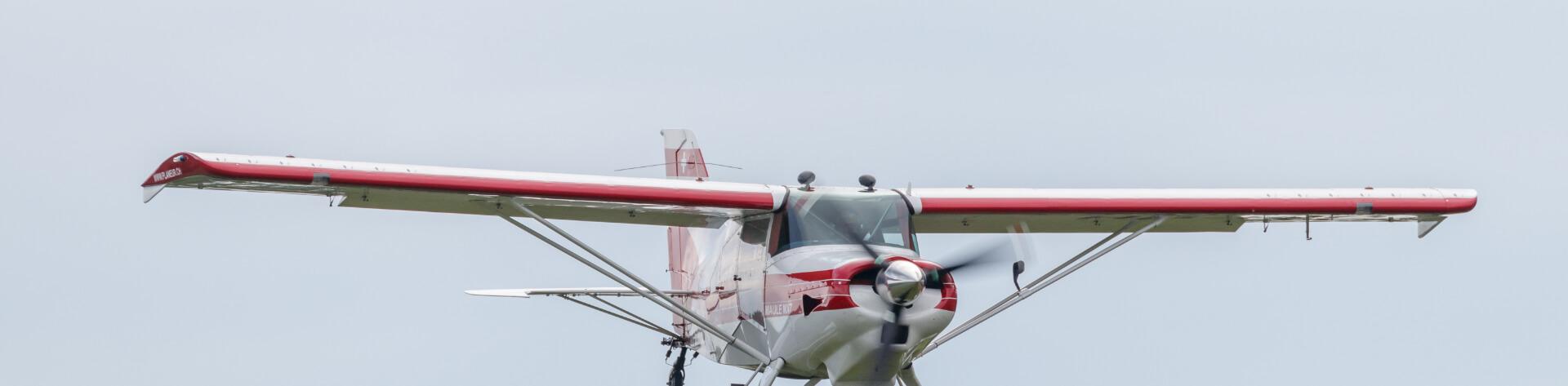 Aéronef qui décolle